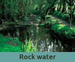 Rock water για τον αυτοπεριορισμο ανθοϊαμα Μπαχ Bach Institute Hellas