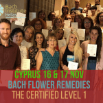Bach Flower remedies Cyprus Ανθοϊάματα Μπαχ Bach Institute Hellas